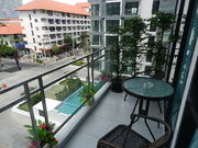 54 000 Руб., Апартаменты 2 комнаты для 3 человек. Пляж Джомтьен, Аренда квартир Паттайя, Таиланд, ID объекта - 300699911 - Фото 14