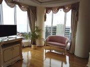 Пентхаус с дизайнерским ремонтом в Сочи, Купить квартиру в Сочи по недорогой цене, ID объекта - 321076209 - Фото 2