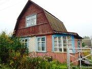 Дачный дом в газифицированном СНТ со своим озером - 88 км от МКАД