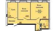 Продам 2-х комнатную в Просторном - Фото 1