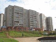 Продажа трехкомнатной квартиры на улице Андрея Упита, 13 в Кирове