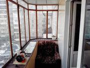 Трехкомнатная квартира оригинальной планировки