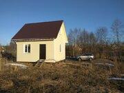 Дом на участке 12 соток в деревне Снегиревка, Приозерский р-н - Фото 2