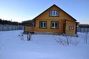 Новый дом в деревне (ИЖС) с магистральным газом,70км от МКАД. - Фото 3