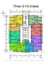 Продам 1-тную квартиру Комсомольский пр 80 12эт, 35 кв.м.Цена 1850 т.р - Фото 4