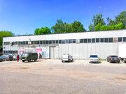 Складское отапливаемое помещение 1125 кв. м. в один уровень - Фото 2