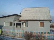 Продам: дом 77 кв.м. на участке 10.5 сот., Продажа домов и коттеджей в Улан-Удэ, ID объекта - 503062087 - Фото 1