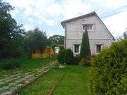 Готовый дом для проживания в Тучково 120 кв.м.+ участок 18 сот.+ баня - Фото 1
