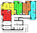 Продам 1-комн в новостройке площадью 45кв.м. ЖК Янтарный ул.Солнечная - Фото 1