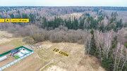 Земельный участок 10 соток (ИЖС) в д. Плаксино, Наро-Фоминского района - Фото 2