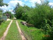 Эксклюзив! Ухоженный участок 6 соток в СНТ в районе деревни Чаусово