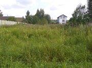 602. Клыпино. Пригород Калязина. Участок 20 соток на 2-й линии Жабни.