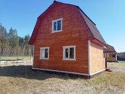 Дачный домик вблизи д.Илькино