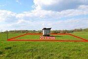 Участок 25 соток в селе Теряево Волоколамского района - Фото 2