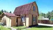 Дом 100 кв.м, Участок 8 сот. , Новорижское ш, 63 км. от МКАД.