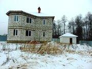 Дом с баней и гаражом в деревне Грибаново - 80 км от МКАД