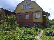 Дом в д.Захарьино Сергиево-Посадский р-н