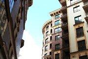 60 000 000 Руб., Пентхаус 132 кв.м., Купить пентхаус в Москве в базе элитного жилья, ID объекта - 316334208 - Фото 1
