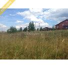 Продается земельный участок в п.Новоселы 8.7 соток ИЖС