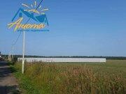 Продается земельный участок в тихой, красивой деревне недалеко от Моск