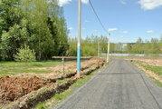 Участок 10,9 соток в новом охраняемом кп рядом с лесом, 33 км от МКАД - Фото 2