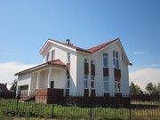 Продается дом около озера в д.Спас-Каменка - Фото 1