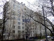Трехкомнатная Квартира Москва, улица Маршала Тухачевского, д.23, . - Фото 4