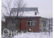 Дом 50 кв.м село Ям в СНТ