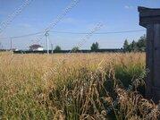 Новорижское ш. 57 км от МКАД, Неверово, Участок 20 сот. - Фото 1