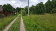 Продажа участка, Никитское, Истринский район - Фото 5