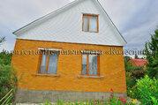 Бужарово. Двухэтажный дачный дом с сухим подвалом, жилым хозблоком. - Фото 3