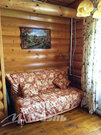 Продаётся современный бревенчатый дом, Продажа домов и коттеджей Пешки, Лотошинский район, ID объекта - 504398797 - Фото 5