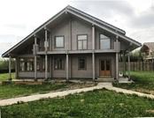 Продается дом из клееного бруса в д.Рыбаки - Фото 1