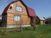 Продается благоустроенная дача около д. Тишинка, Наро-Фоминский район - Фото 1