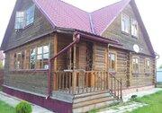 Дом 140 кв.м, Участок 7 сот. , Рогачевское ш, 25 км. от МКАД. . - Фото 1