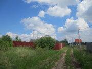Продаётся участок 30 соток ЛПХ в д. Семёновское (г. Пущино 5км.) - Фото 5