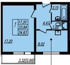Квартира с евро-отделкой в новом доме у Финского залива, Купить квартиру в Санкт-Петербурге по недорогой цене, ID объекта - 321335656 - Фото 4