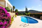 590 000 €, Шикарная 4-спальная Вилла с панорамным видом на море в районе Пафоса, Купить дом Пафос, Кипр, ID объекта - 502662087 - Фото 3
