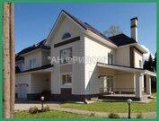 Дом под ключ 380 кв.м. 15 сот в лесном поселке 20 км от МКАД