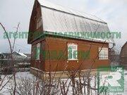 Двухэтажная дача 60 квадратных метров в СНТ Газовик.