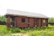 Продается дачный дом из бревна ручной рубки