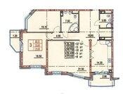Шикарная 3х комнатная квартира в Ривьере! - Фото 3