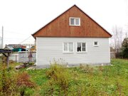 Дом для круглогодичного проживания в Балабаново - Фото 1