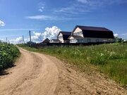 Земельный участок 15 сот ИЖС д. Орешки, Рузский район, 80 км от МКАД - Фото 1