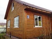 Дом в дпантелеево с отделкой и всеми коммуникациями - Фото 1