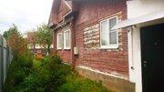Трехкомнатный бревенчатый дом с баней и газом в дер. Щаповка Савинског - Фото 2