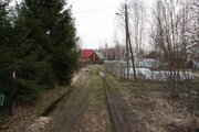 Продажа участка, Верхнее Пикалово, Чеховский район - Фото 5