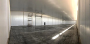 Утепленное складское помещение 1404м2