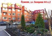 Санкт-Петербург, Пушкинский район, г.Пушкин, 3к.кв. 76.9 кв.м. - Фото 1