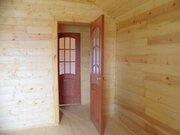 Новый дом в Матвеево, брус, площадью 135 кв.м, в 57 км. от Москвы. - Фото 3